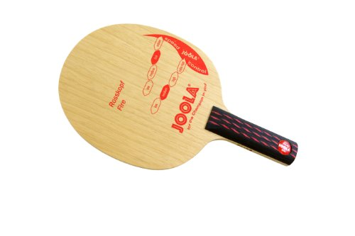 JOOLA Rossi Fire Straight Table Tennis Blade by JOOLA