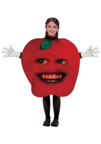 Child Midget Apple Costumes - Big Girls' Midget Apple Costume