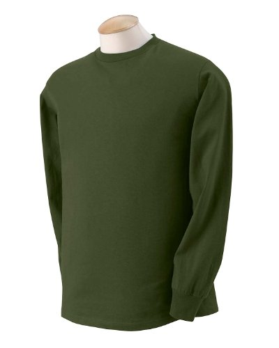 Adult Army Green T-shirt - 4