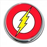 Elektroplate Flash Seal Chrome Auto Emblem