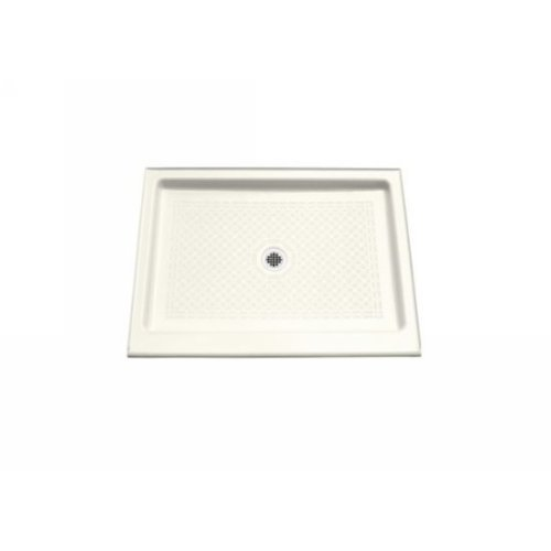 KOHLER K-9025-0 Kathryn Shower Receptor, White (Shower Receptor Finish)