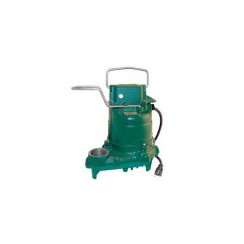 Zoeller 53-0002 N53 Mighty-Mate Non-Automatic Submersible Pump, 115V by Zoeller