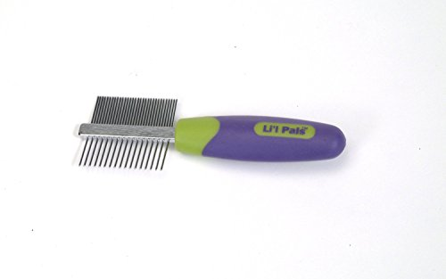 Lifts Out Loose Hair & Debris Double Side Comb