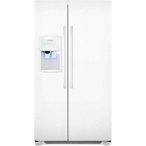 DMAFRIGFFHS2622MW - Frigidaire 25.6 Cu. Ft. Side-by-Side Refrigerator ()