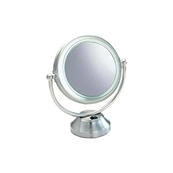 Lighted Magnifying Makeup Mirror 15x.The Excellent Quality Lighted Vanity Mirror 15x Mag