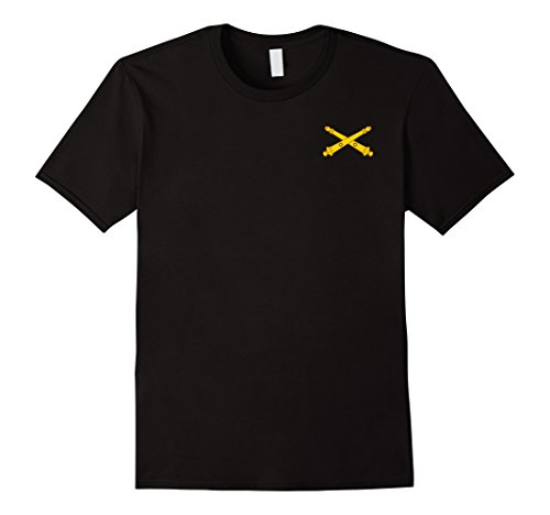 Army Field Artillery Branch Military Veteran Morale T-Shirt (Field Artillery Branch)