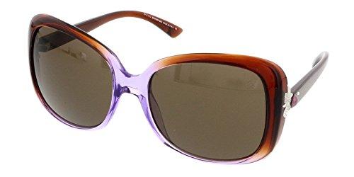 SWAROVSKI Sunglasses SW 0027 BROWN 50Z - Swarovski Sunglasses