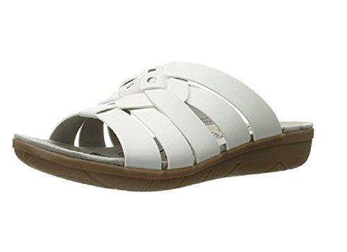 Sandalo Per Diapositive Da Donna Di Baretraps Jaydin, Bianco, 5m