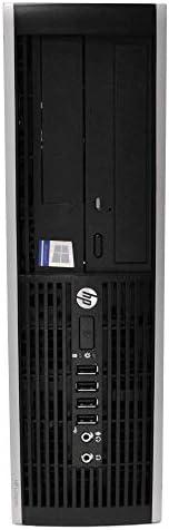 HP Elite Desktop PC Computer Intel Core i5 3.1-GHz, 8 gb Ram, 1 TB Hard Drive, DVDRW, 19 Inch LCD Monitor, Keyboard, Mouse, Wireless WiFi, Windows 10  (Renewed)