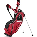 Sun Mountain Unisex 4.5 LS Red-White-Black Stand Bag, Golf Bag Review