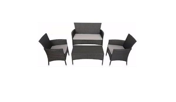 Amazon Com Center Patio Furniture Dining Sets Outdoor Patio