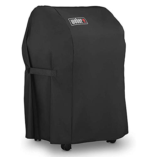 Weber Premium Grill Cover 7105 for Weber Spirit 210 Series Gas Grills (29.5 x 25.8 x 42.8 inches) Not Fit for Spirit II E-210