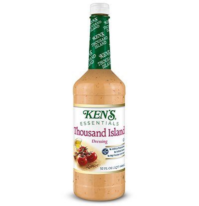 ingredients for thousand island dressing - 5