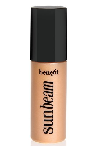 Benefit SunBeam Golden Bronze Complexion Highlighter .08 oz (DLX Travel Size) NEW!