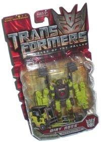 Transformers 2: Revenge of the Fallen Movie Scout Class Action Figure Dirt Boss