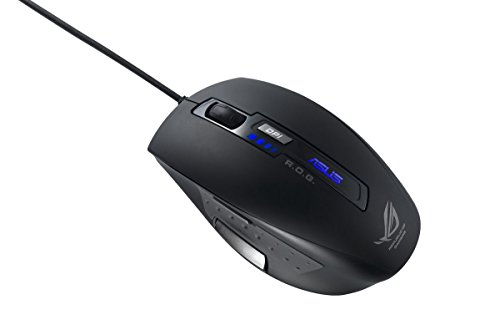 ASUS Republic of Gamers GX850 Laser Mouse