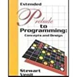 Prelude to Programming Concepts and Design, Venit, Stewart M., 1576760669