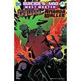 suicide squad most wanted 5 el diablo amanda waller