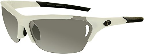 Tifosi Radius 1050301134 Wrap Sunglasses,Pearl White,141 - Tifosi Photochromic Sunglasses