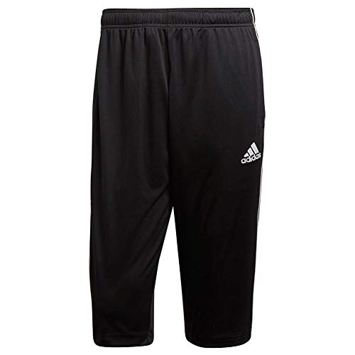 adidas Mens CORE 18 Goalkeeper 3/4 GK Pant Climalite Worn by pro goalkeepers for Soccer