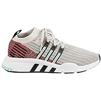 Adidas EQT Support Mid ADV Primeknit Shoes (Talc/Core Black/Clear Mint)
