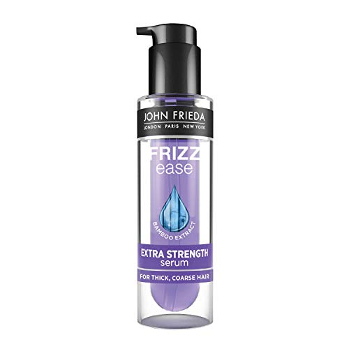 John Frieda Frizz-Ease Extra Strength 6 Effects + Hair Serum 1.69 oz