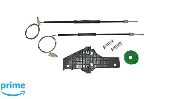3E kit de reparaci/ón de elevalunas el/éctricos 3A//C Bossmobil 307 307 SW Delantero derecho o izquierdo 307 Break 3H