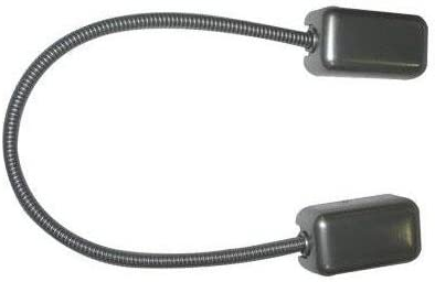 Keedex K-DLA24 1//4 Flexible Armored Door Cord