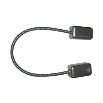 Keedex K-DLA 1/4\u0026quot; Flexible Armored Door Loop ...  sc 1 st  Amazon.com & Keedex K-DLA 1/4\