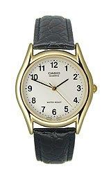 Casio Men's Leather watch #MTP1094Q7B1