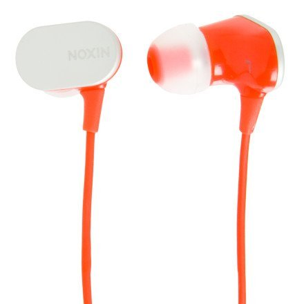 Nixon Micro Blaster Headphone Red, One Size