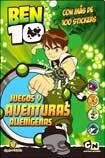 Ben 10. Juegos Y Aventuras Alienígenas (Network Cartoon De Juegos)