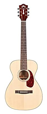 Guild M-140 Acoustic Guitar in Natural
