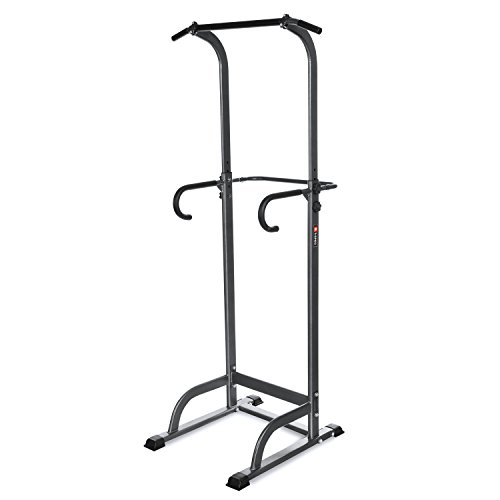 Ancheer Adjustable Power Tower for Home Gym