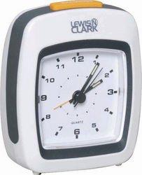 LEWIS N. CLARK-ANALOG ALARM CLOCK -