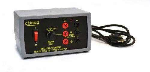 Eisco Labs Electrophoresis Power Supply DC 0-125 V 500ma