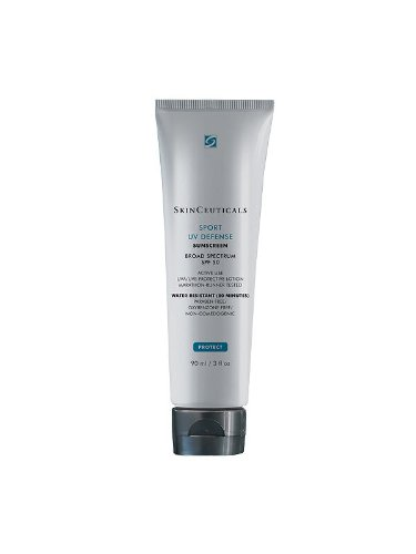 Skinceuticals Sport UV Defense Active Use Broad-spectrum UVA/UVB Sunscreen Lotion SPF 50, 3fl oz by SkinCeuticals