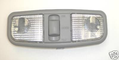 Genuine Mitsubishi Interior Dome Map Light Assy Gray Color Galant without Sunroof 1999 2000 2001 2002 2003
