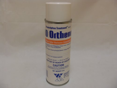 - Prescription Treatments 1300 Orthene TR Micro Total Release Fogger Insecticide-6oz aerosol