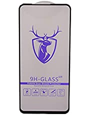 Glass Tempered Glass Screen Protector 2 in 1 For Huawei Nova 5T - Black