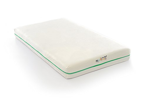 My First Crib Mattress and Toddler Bed Mattress Premium Memory Foam Crib and Toddler Bed Mattress - Memory For Foam Crib