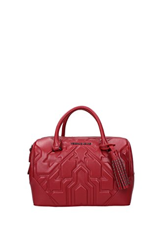 rouge Jeans main à Sac Versace gnFa0Cn