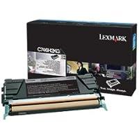 Lexmark C746H2KG High Yield - black - original - toner cartridge LCCP, LRP - for Lexmark CS748de, C746dn, 746dtn, 746n, 748de, 748dte, 748e