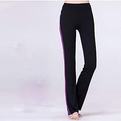 Fad-J Ropa De Yoga para Mujer Cintura Alta Pantalones ...