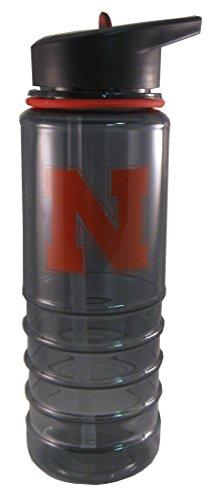 NCAA Nebraska Cornhuskers 25-Ounce Flip Top Bottle