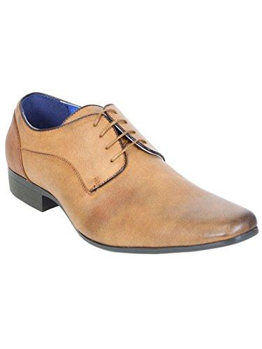 Kebello Schuhe ELO557 Braun