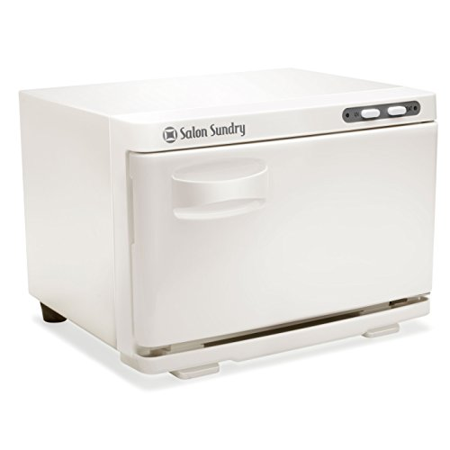 Salon Sundry 2 in 1 Hot Towel Warmer Cabinet and UV Sterilizer...