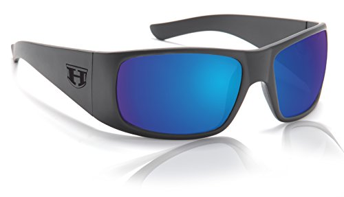 Hoven THE RITZ Mens Sunglasses - Select Color (Black on Black / Tahoe Blue - Sunglasses Tahoe