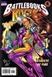 Rogue Battlebook: Streets of Fire; Dec. 1998
