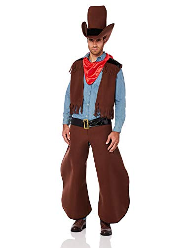 Men's Ole Cow Hand Costume -
